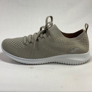 Skechers Breathable Mesh Memory Foam Running Shoe